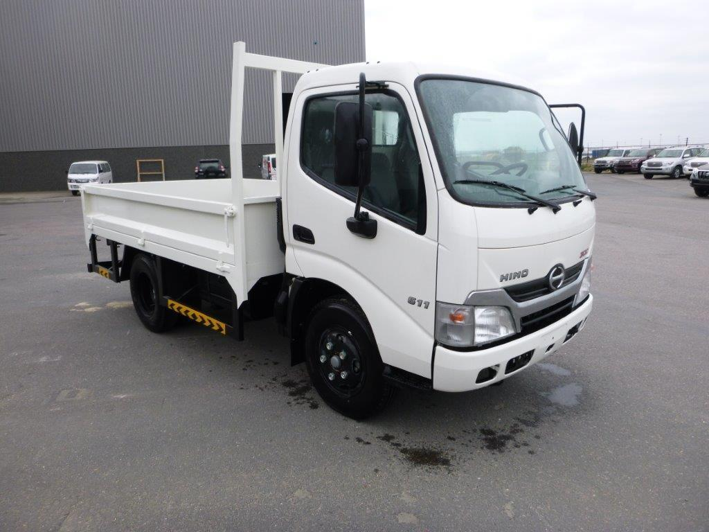 Export TOYOTA Hino  300 3.3 TONS / PAYLOAD 4.0L DIESEL