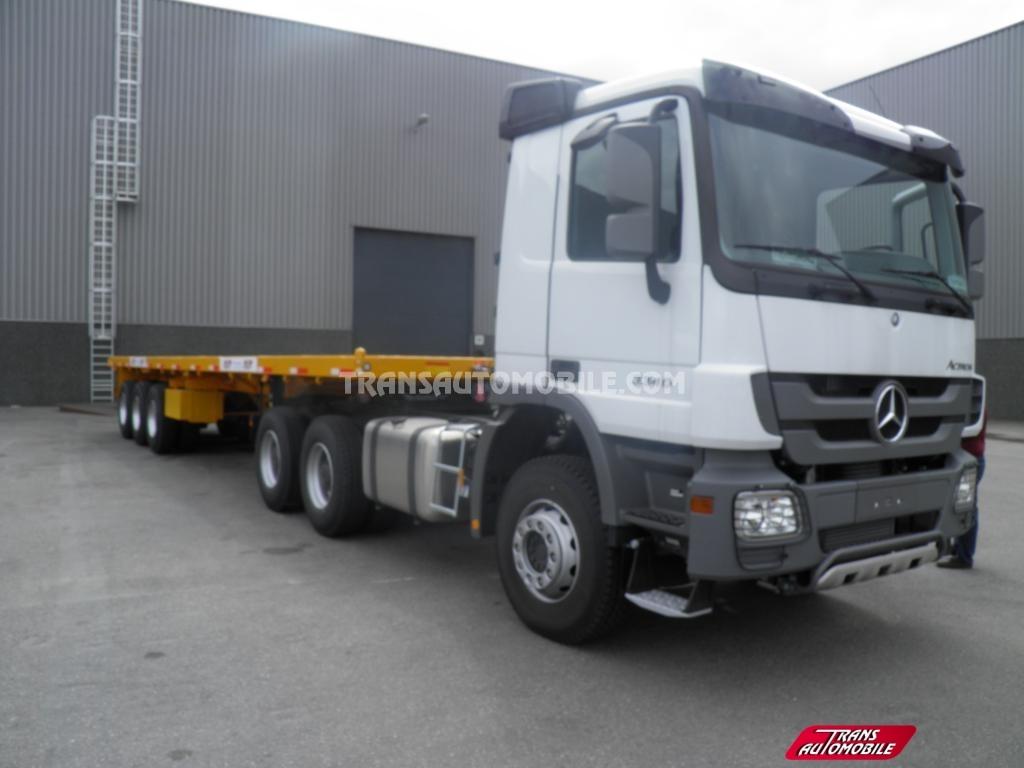 Import / export Mercedes Benz 3340 Actros 6x4 DIESEL