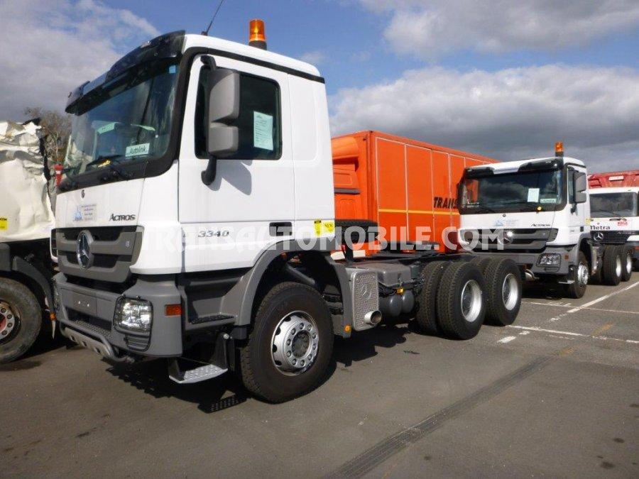 Import / export Mercedes Mercedes 3340  Diesel   - Afrique Achat