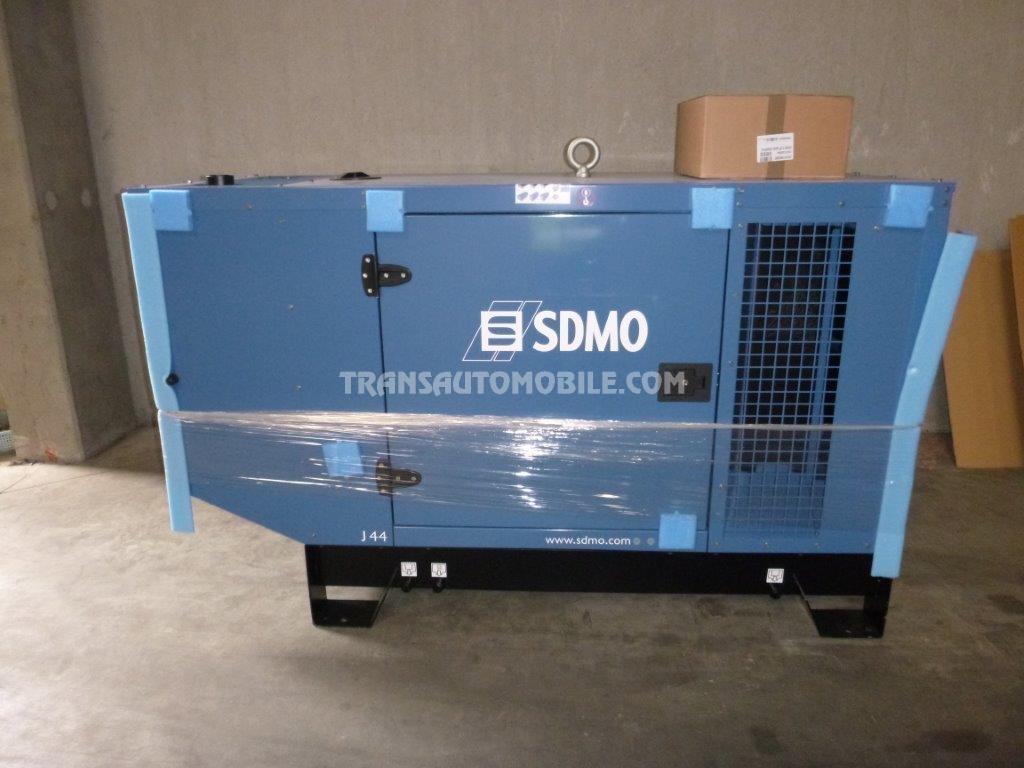 Sdmo J44K  Diesel