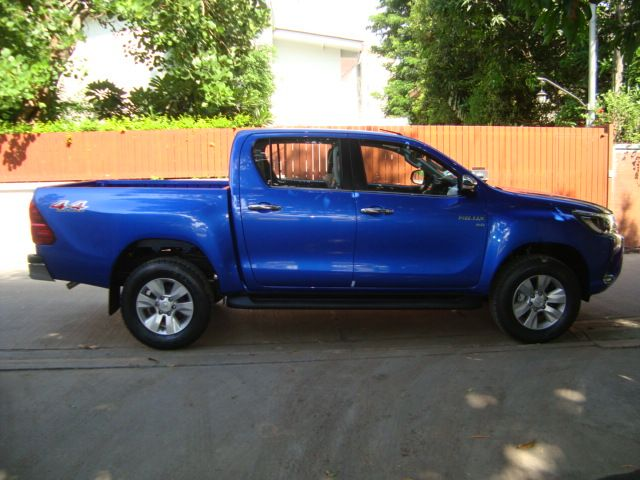 toyota hilux double cabine price autos post. Black Bedroom Furniture Sets. Home Design Ideas