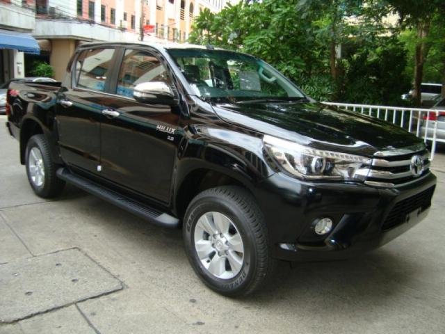 toyota hilux revo pick up double cabin double cabine neuf ref 1711. Black Bedroom Furniture Sets. Home Design Ideas