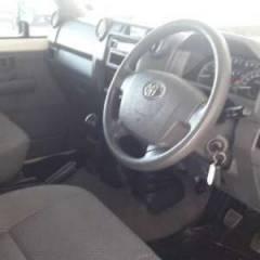 Import / export Toyota Toyota Land Cruiser 79 Pick up Turbo Diesel V8  - Afrique Achat