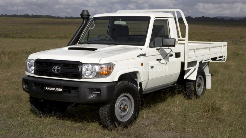 Price Toyota Land Cruiser 79 Pick Up Turbo Diesel V8