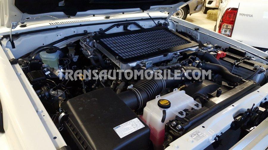 Price Toyota Land Cruiser 79 Pick Up Turbo Diesel V8 Toyota Africa