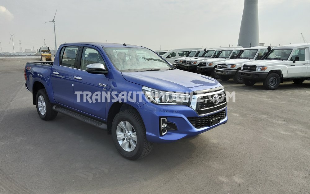 Toyota Hilux / Revo Pick up double cabin Turbodiesel   RHD