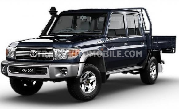 prix toyota land cruiser 79 pick up turbo diesel v8 gxl toyota afrique export 1729. Black Bedroom Furniture Sets. Home Design Ideas
