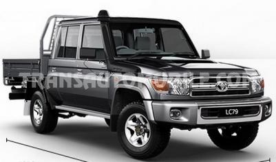Toyota Land Cruiser 79 Pick Up Turbo Diesel Rhd