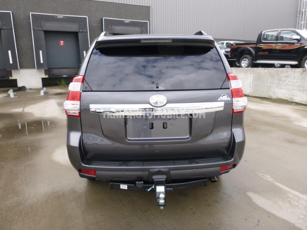 Price Toyota Land Cruiser Prado 150 Diesel Altitude