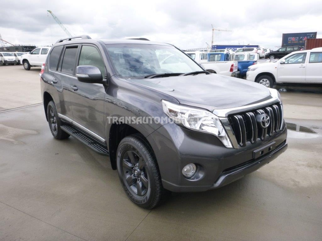 land cruiser prado 150 neuf vendre 1731 toyota afrique. Black Bedroom Furniture Sets. Home Design Ideas