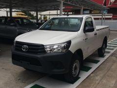 Export Toyota - Annonces export Toyota Hilux / Revo Pickup single Cab, neufs ou d'occasion -  Export Toyota Hilux / Revo Pickup single Cab