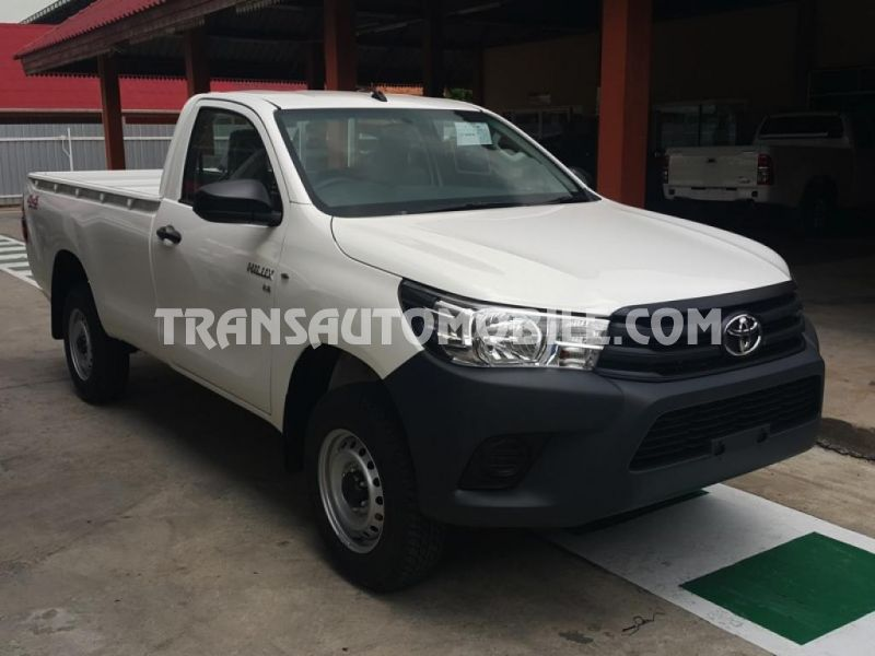 Import / export Toyota Toyota Hilux/REVO Pickup single Cab Turbo Diesel J  - Afrique Achat