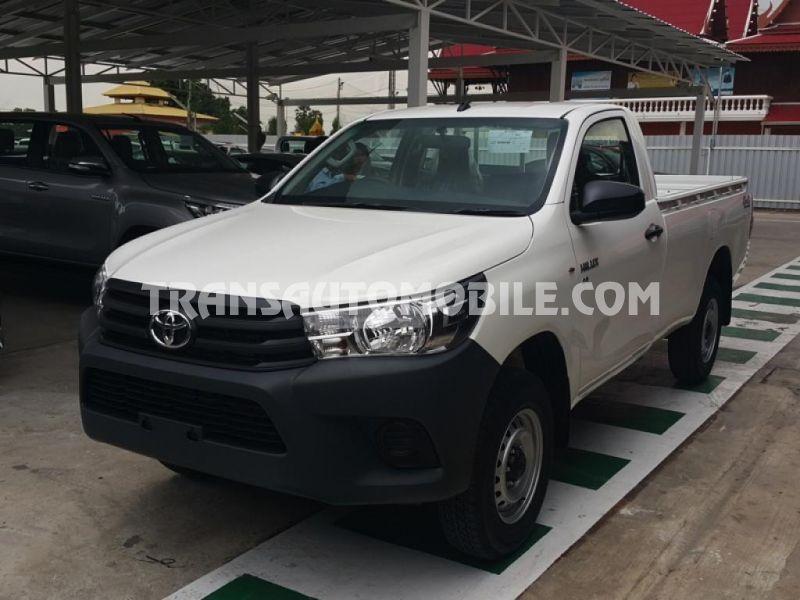 Toyota Hilux / Revo Pickup single Cab Turbo Diesel J  RHD