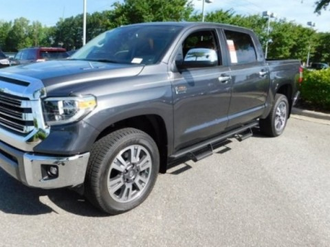 Export Toyota - Export advertisements Toyota Tundra 5.7 V8 I-FORCE. New or used -  Export Toyota Tundra 5.7 V8 I-FORCE