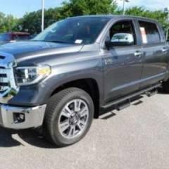 Toyota Tundra Exportação