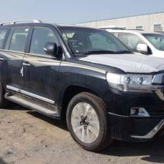 Export Toyota Land Cruiser 200 V8 Station Wagon VXR