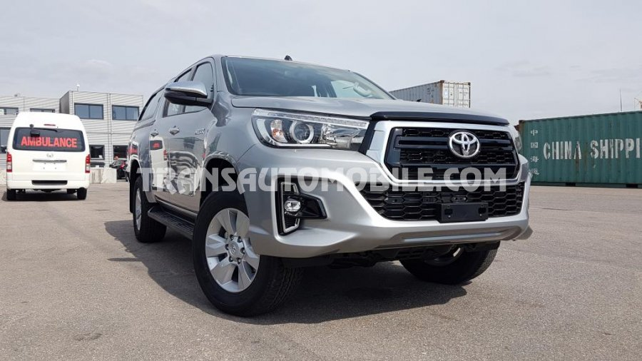 Import / export Toyota Toyota Hilux/REVO Pick up double cabin Turbo Diesel E  - Afrique Achat
