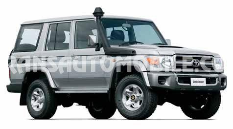 Prix Toyota Land Cruiser 76 Station Wagon Turbo Sel V8 Gxl Afrique Export 1746