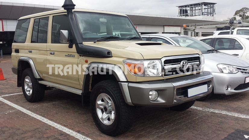 Used Land Cruiser 76 Series In Uae Autos Post