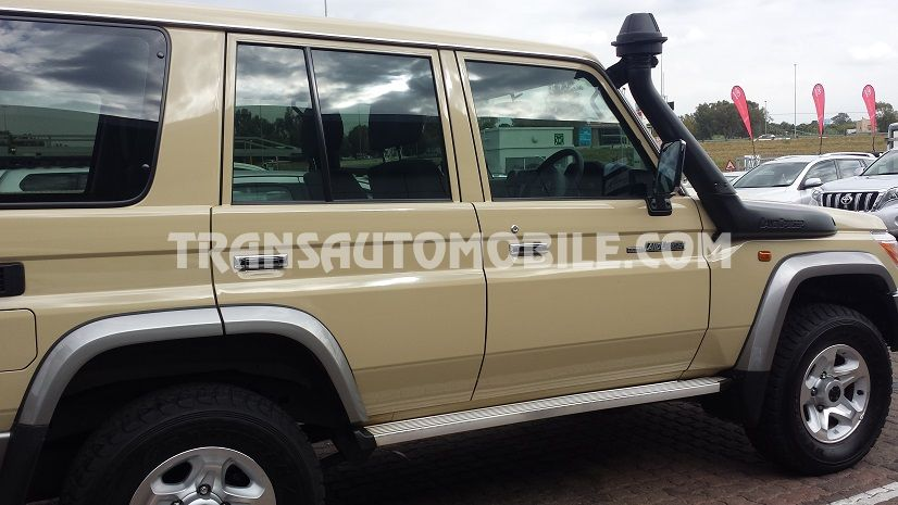 Toyota Kenya - Toyota Land Cruiser 76 Station Wagon for $60 500,00