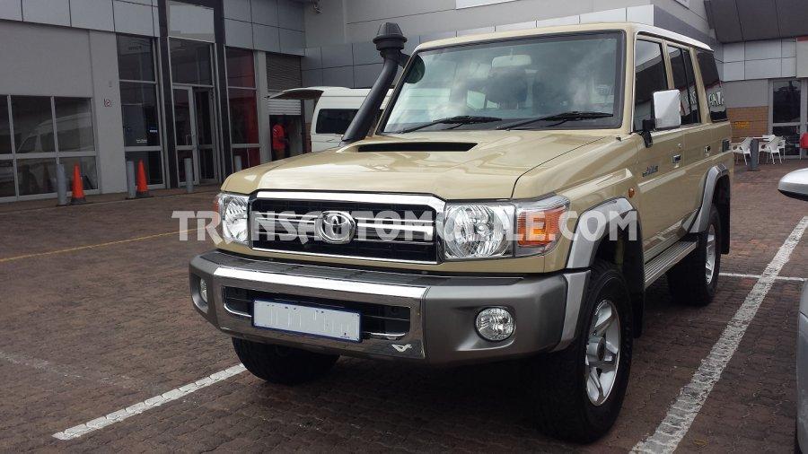 prix toyota land cruiser 76 station wagon turbo diesel v8