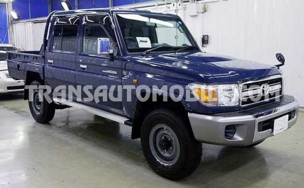 Import / export Toyota Toyota Land Cruiser 79 Pick up Benzin V6 GRJ  - Afrique Achat