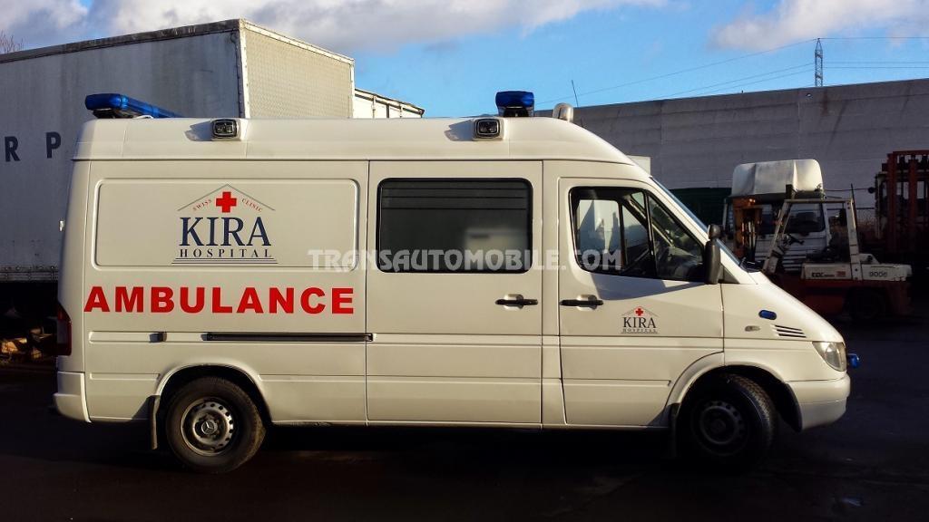 607f48134d Price Ambulances Mercedes 316 Sprinter Diesel - Mercedes Africa ...