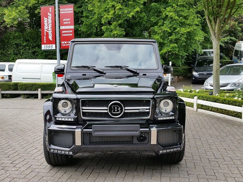 mercedes g 63 amg brabus 4x4 neuf ref 1758. Black Bedroom Furniture Sets. Home Design Ideas