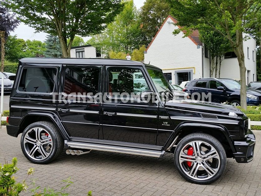 prix mercedes g 63 amg brabus essence body kit only mercedes afrique export 1758. Black Bedroom Furniture Sets. Home Design Ideas