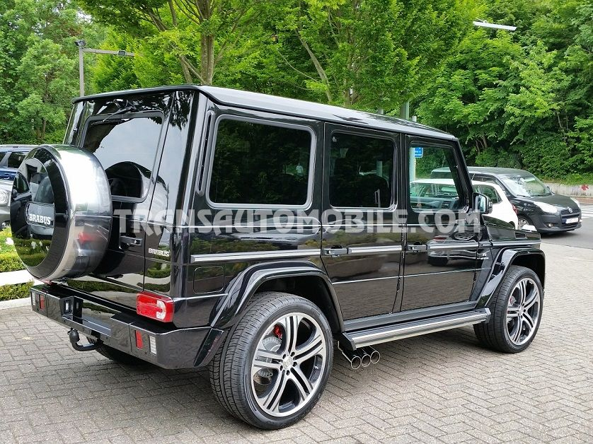 g 63 amg brabus neuf vendre 1758 4x4 export. Black Bedroom Furniture Sets. Home Design Ideas