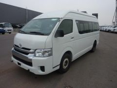 Export 16 à 30 places Toyota Hiace, Neuf