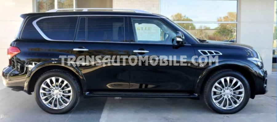 Export 4x4 Infiniti QX80, Brand new