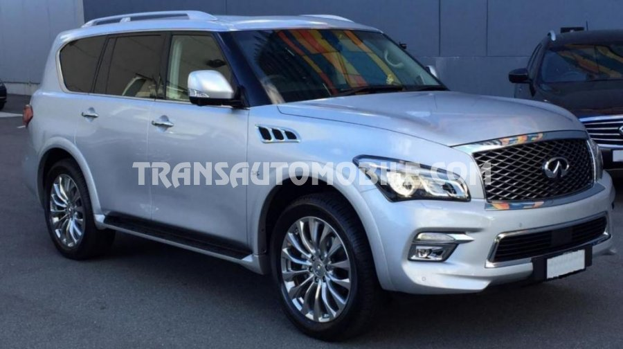 Infiniti Qx80 Import To Kenya