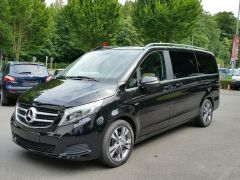 Export Mercedes - Advertenties export Mercedes V250 Avantgarde, nieuw of tweedehands -  Export Mercedes V250 Avantgarde