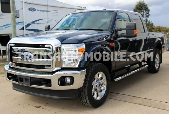 Import / export Ford Ford F-250 Lariat Turbo Diesel 4 Valve Power Stroke V8  - Afrique Achat