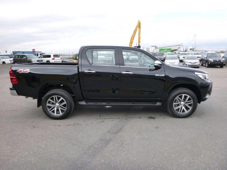 toyota hilux revo pick up double cabin double cabine neuf ref 1771. Black Bedroom Furniture Sets. Home Design Ideas