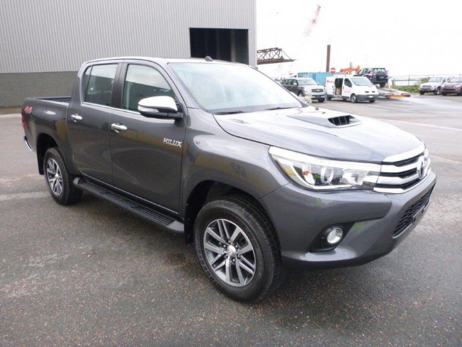 Export TOYOTA Hilux/REVO Pick Up 4x4 Pick up double cabin 3.0L TD G AUTOMATIC