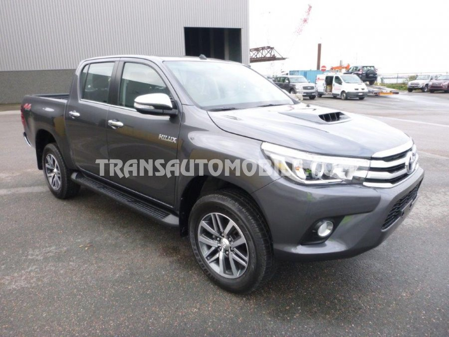 prix toyota hilux revo pick up double cabin turbo diesel g. Black Bedroom Furniture Sets. Home Design Ideas