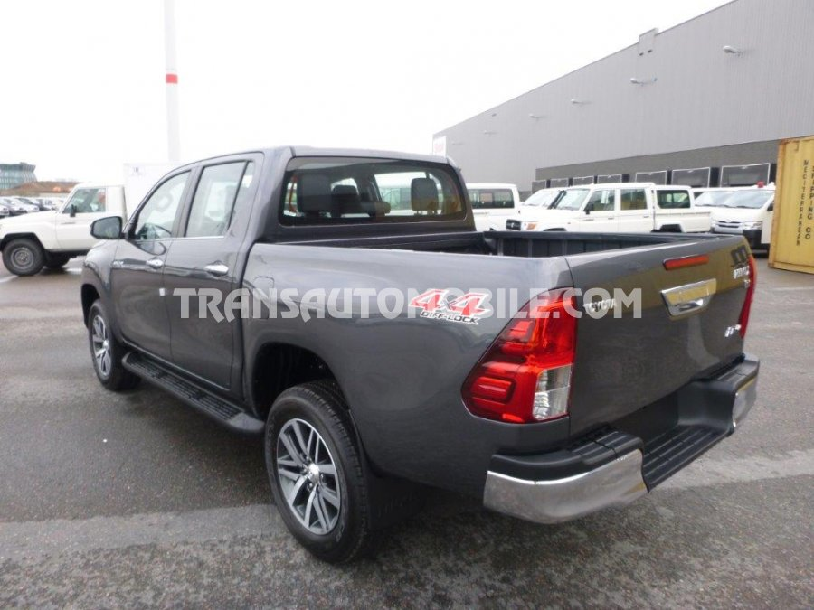 toyota hilux double cabine neuf. Black Bedroom Furniture Sets. Home Design Ideas