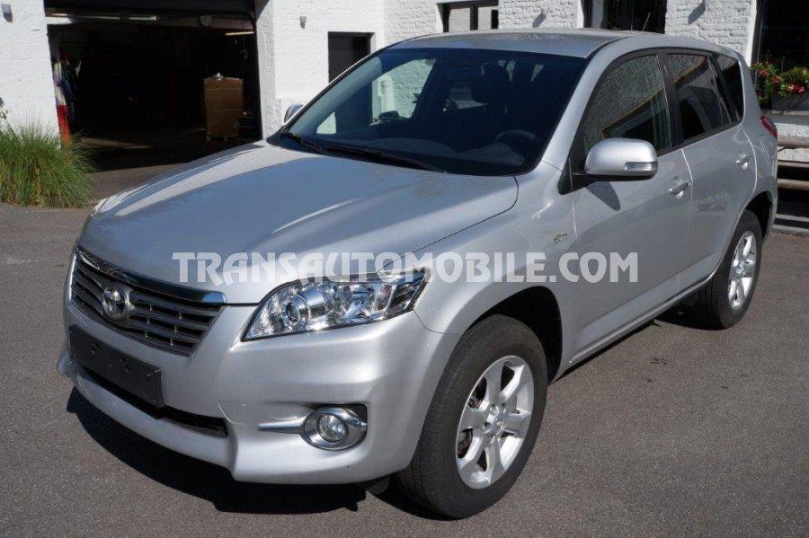 Toyota - Anuncios exportación Toyota Rav-4 2.2D 4x4 Automatic VIP, nuevos o de ocasión - Export Toyota Rav-4 2.2D 4x4 Automatic VIP