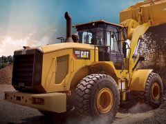 Caterpillar 950 GC Export