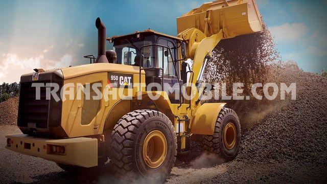 Import / export Caterpillar  950 GC Diesel Automatique