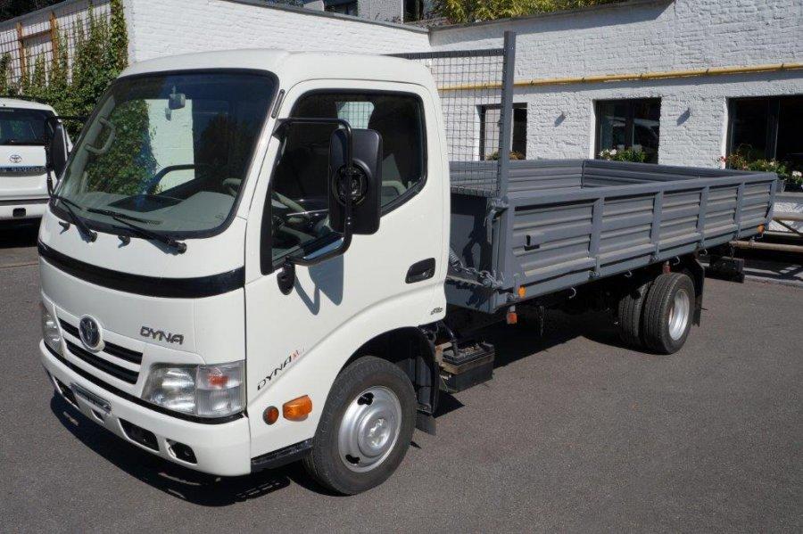 Export TOYOTA Dyna  m35.33 3.0L D4D Basculant