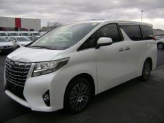 Export Toyota - Export advertisements Toyota Alphard . New or used -  Export Toyota Alphard