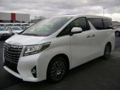 Export Toyota - Anúncios exportação Toyota Alphard , novos ou de ocasião -  Export Toyota Alphard