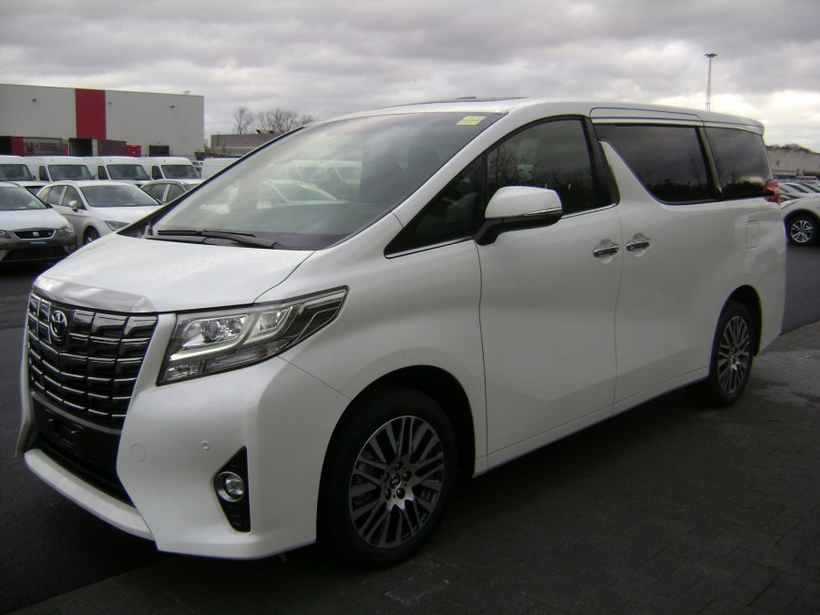 Export TOYOTA Alphard   3.5L v6 Executive lounge