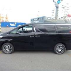 Exportation Toyota Alphard  V6 Executive Lounge