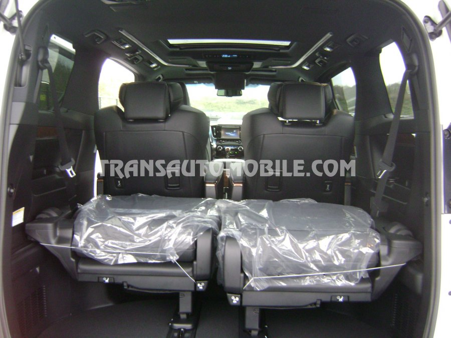 toyota alphard monospace neuf ref 1780. Black Bedroom Furniture Sets. Home Design Ideas