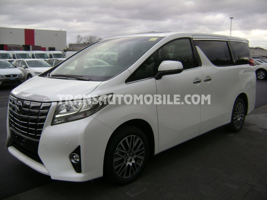 Export Toyota Alphard  V6 Executive Lounge