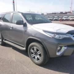 Toyota Fortuner Exportation